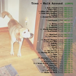 View printable CD cover for album: Walk Around