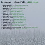 View printable CD cover for album: Coma Pill