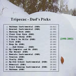 Tripecac - Dad's Picks (2002)
